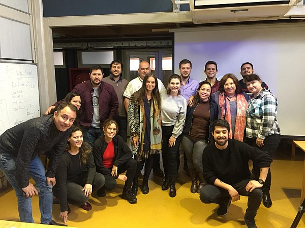 New activity of the SEIS project in Chile: training of trainers