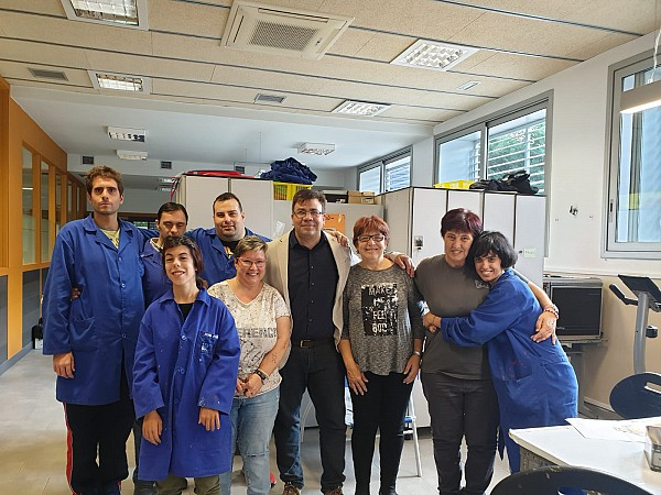 First job shadowing of the SEIS project in Girona