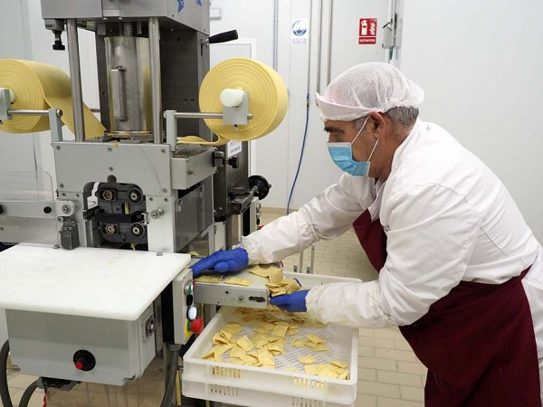 The Onyar workshop works with new technologies to improve food safety