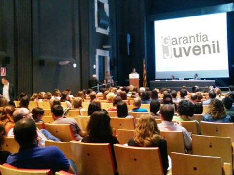 Present and future of the youth guarantee to Girona