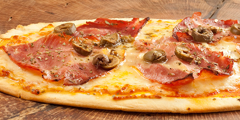 Bocadillos y pizzas ecol gicas grup fundaci ramon noguera for Jardineria la noguera