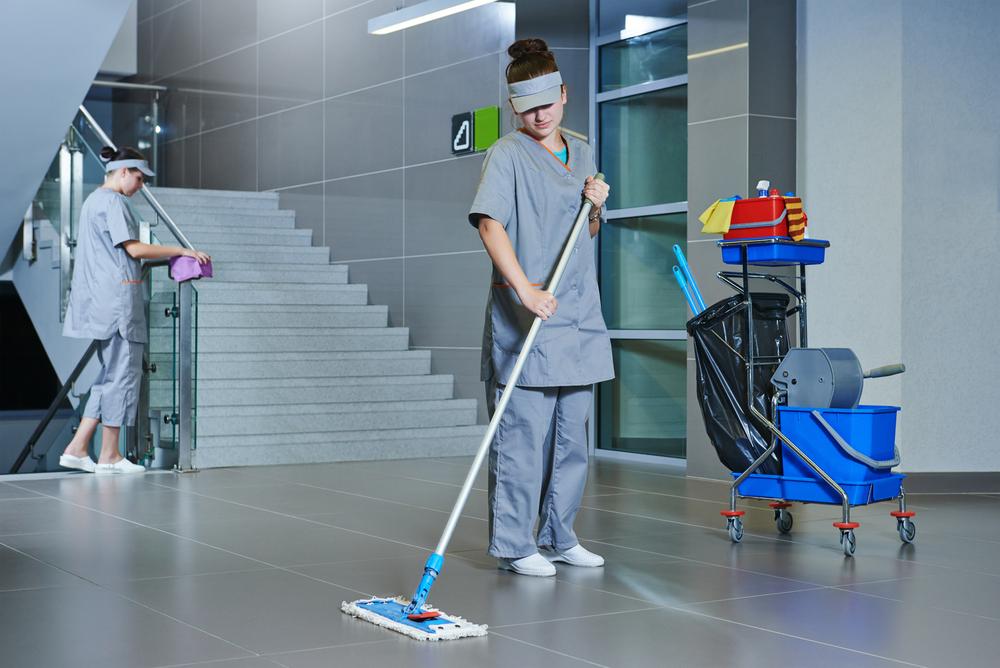 Limpieza industrial en girona grup fundaci ramon noguera for Empleo limpieza oficinas